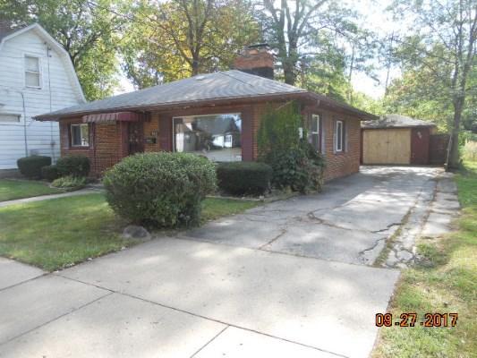 605 Vermont St, Saginaw, Michigan