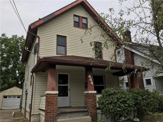 444 Delmar Ave, Akron, Ohio