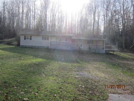 3466 Ward Rd, Canvas, West Virginia