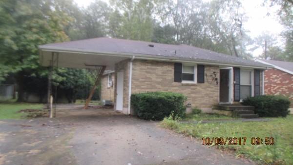 789 Hayden Dr, Clarksville, Tennessee