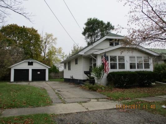 951 Crawford St, Flint, Michigan
