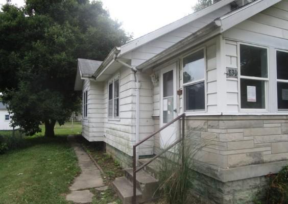 1830 Poplar St, Anderson, Indiana