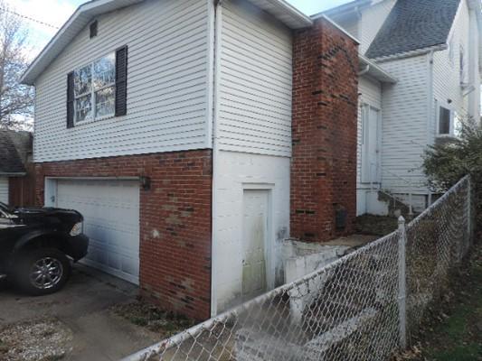 1011 25th St, Parkersburg, West Virginia