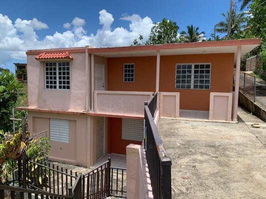 Pr 611 Km42 Sabana Grande, Utuado, Puerto Rico