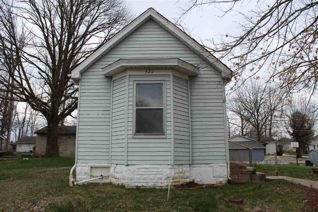 522 U St, Bedford, Indiana
