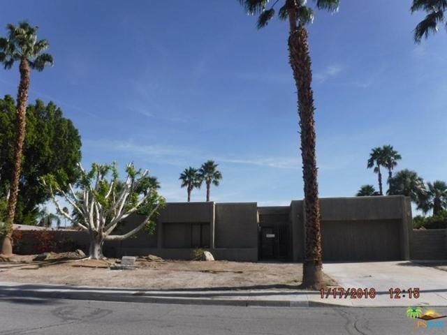 1840 N Hermosa Dr, Palm Springs, California