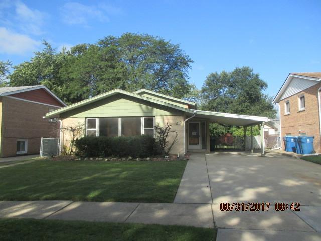 12212 S Lawndale Ave, Alsip, Illinois
