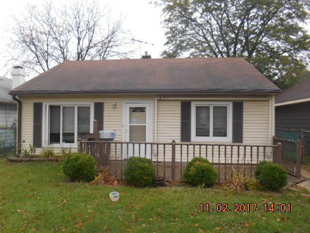 17033 Lorenz Ave, Lansing, Illinois