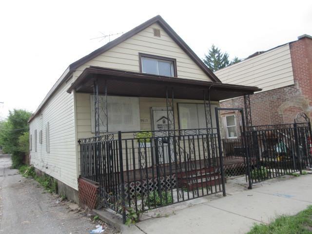 9513 S Avenue N, Chicago, Illinois