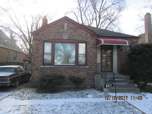 861 W 107th St, Chicago, Illinois