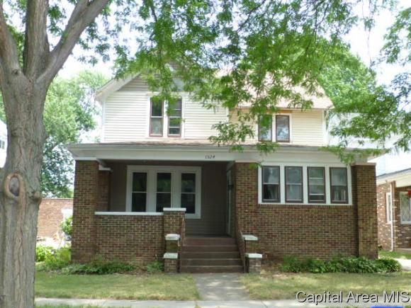 1524 N 4th St, Springfield, Illinois