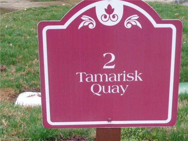 2 Tamarisk Quay Apt F, Hampton, Virginia
