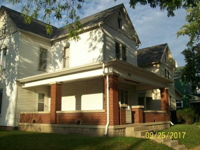 338 Richmond Ave, Richmond, Indiana