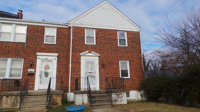 3530 Parklawn Ave, Baltimore, Maryland
