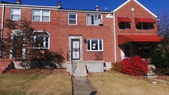5540 Channing Rd, Baltimore, Maryland